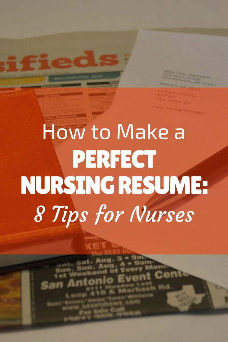 Nursing Resume: Sample & Complete Guide [20+ Examples]