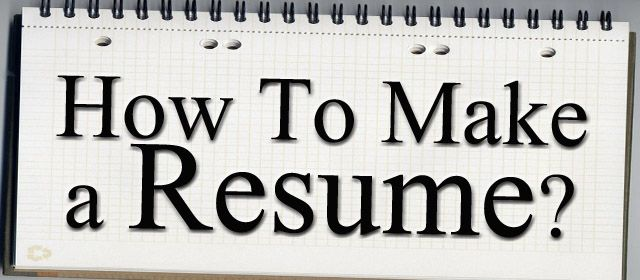 resume how to make your resume stand out walden