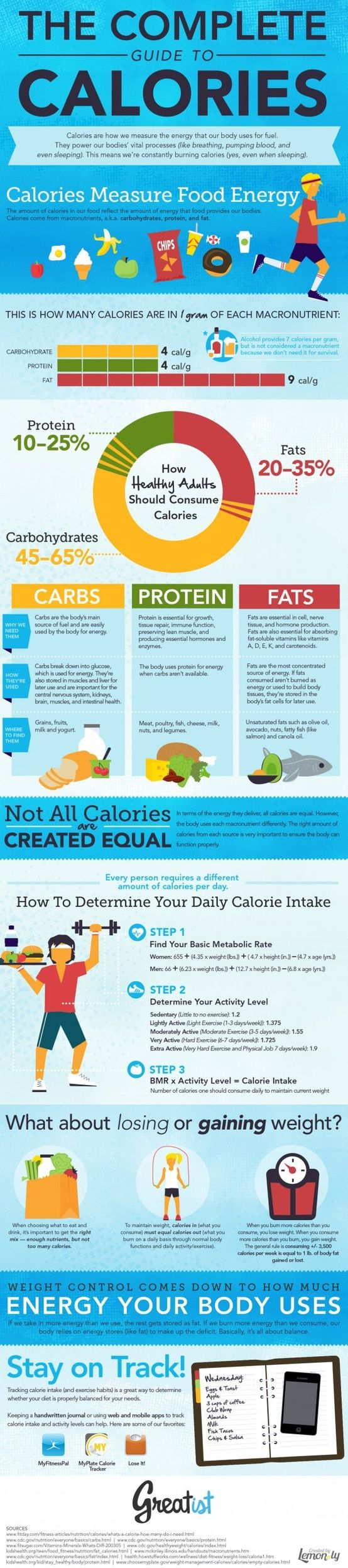 Educational : Daily Calorie Intake Calculator | Health Blog