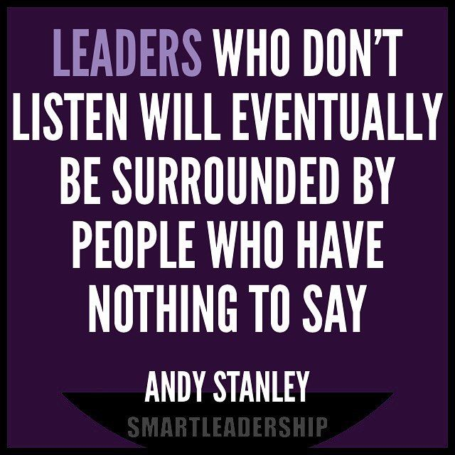 Leadership quote : My fave leadership quote…