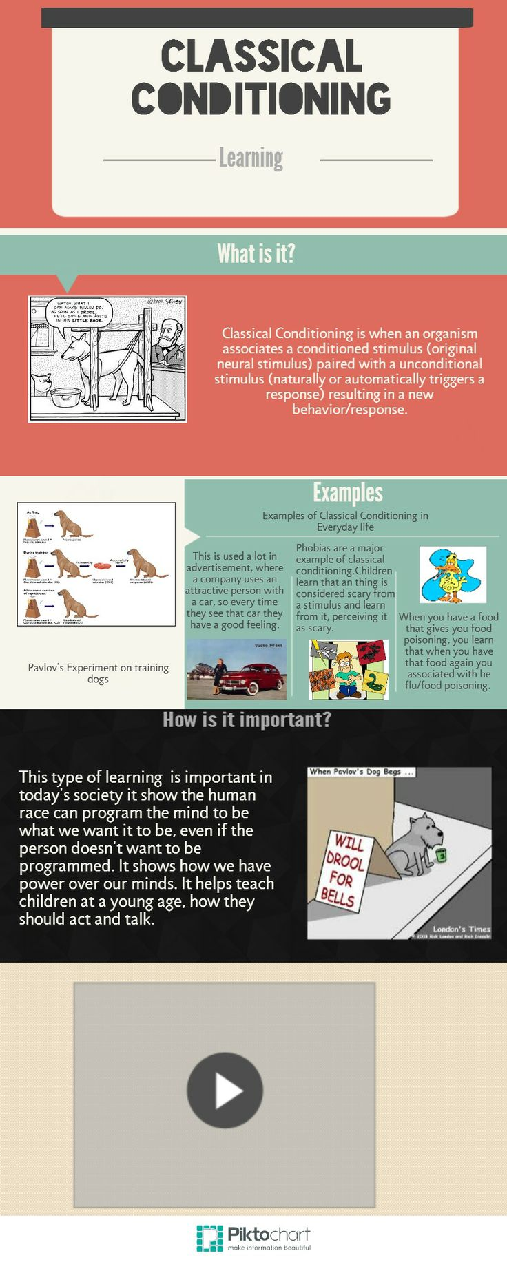 Psychology Intelligence And Classical Conditioning Research Paper