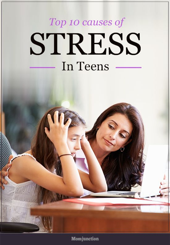 Are not Sources of teen stress useful topic