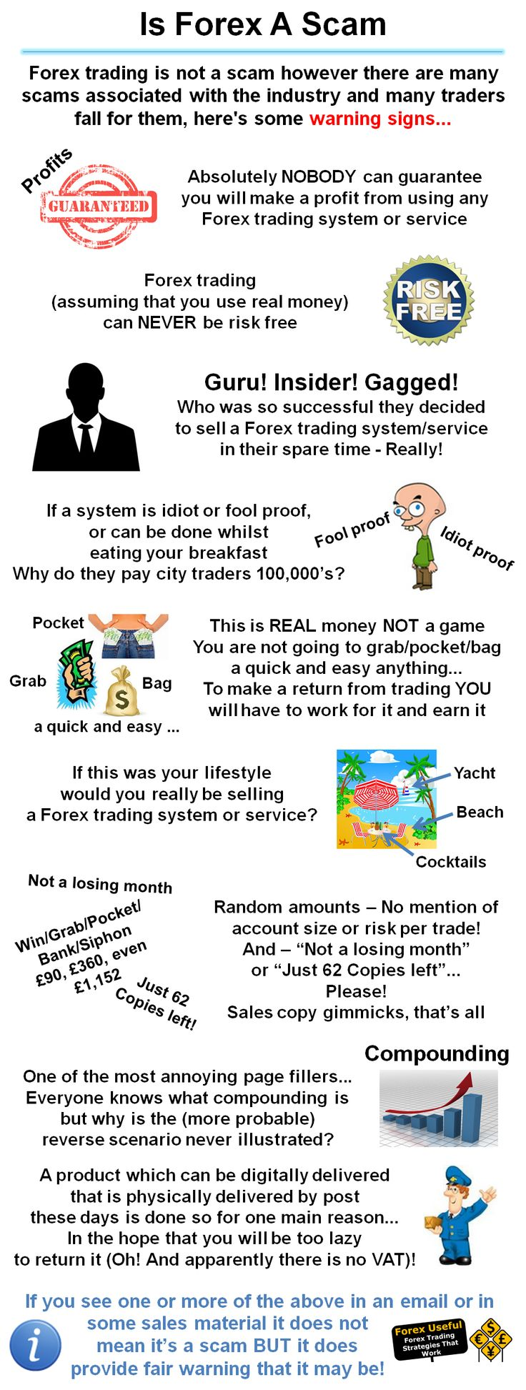 Is forex trading a scam