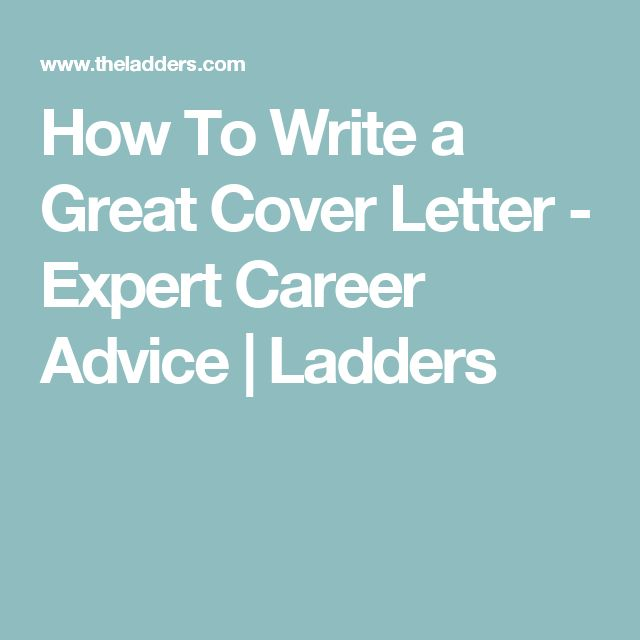 creating great cover letters