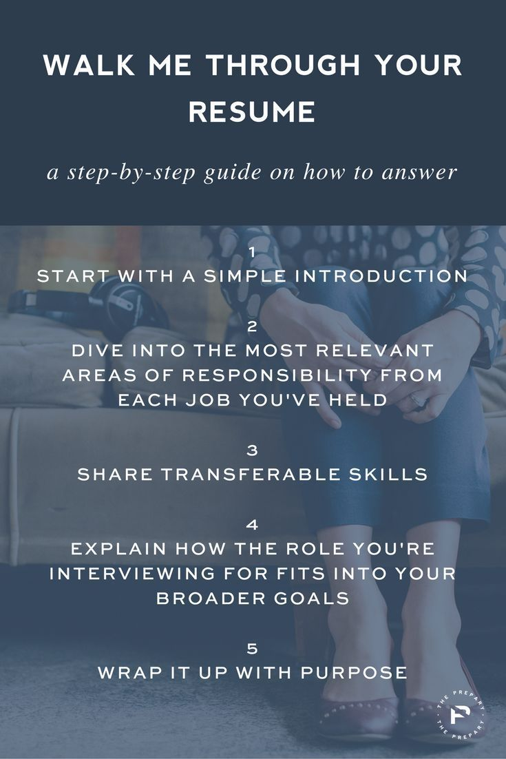 Your Step By Step Guide To The: Career Infographic : Save For Your Next Interview: A Step
