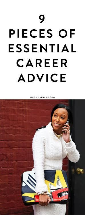 Career infographic : 9 unconventional of career tips you might not have heard before (but should) Car…