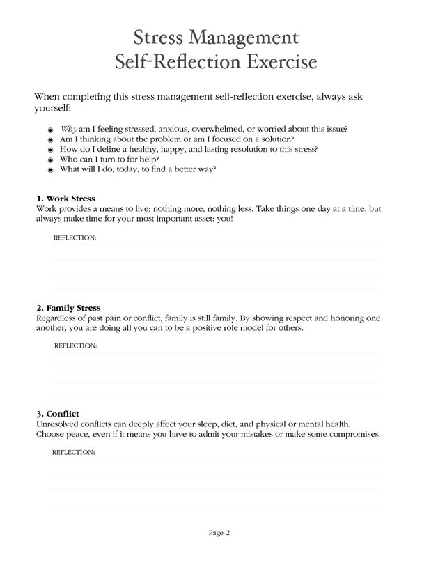 Coping with anxiety workbook pdf