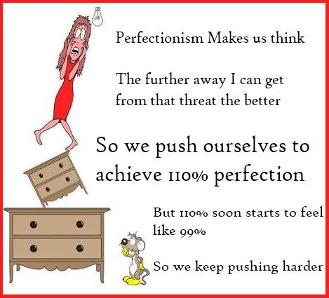 Academic Anxiety How Perfectionism And >> Perfectionism Disorder Are You A Perfectionist Do You Get Really