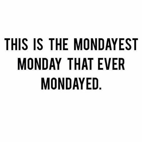 Work Quote : So fucking true. Hate Monday more and more every damn week                      …