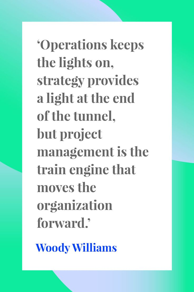 Leadership quote : 50 Project Management Quotes to Inspire You Before Your Next Project
